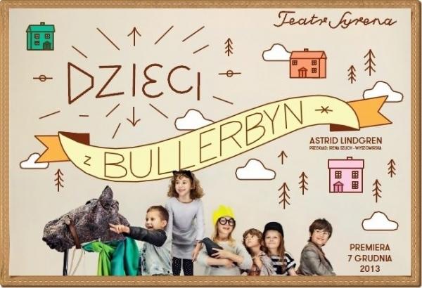 Dzieci z Bullerbyn w Teatrze Syrena
