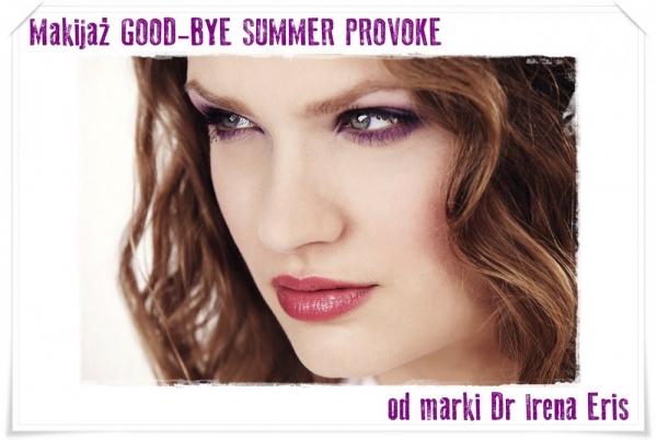 Makijaż GOOD-BYE SUMMER PROVOKE od marki Dr Irena Eris