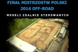 Finał Mistrzostw Polski OFF-Road Modeli Zdalnie Sterowanych