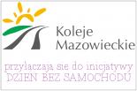 Dzień bez samochodu z Kolejami Mazowieckimi