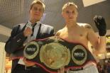 Walka Piotra Bąkowskiego o tytuł Mistrza Świata w kickboxingu - relacja