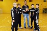 Podium dla UKS Return Piaseczno