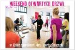 Weekend otwartych drzwi w klubie sportowym Mrs. Sporty Piaseczno