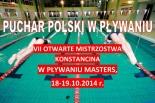 VII Otwarte Mistrzostwa Konstancina w Pływaniu Masters