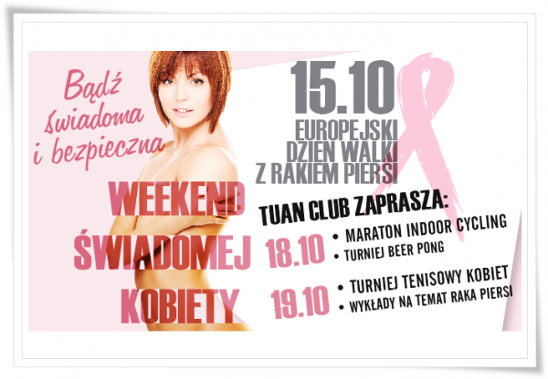 Weekend Świadomej Kobiety w TUAN Club