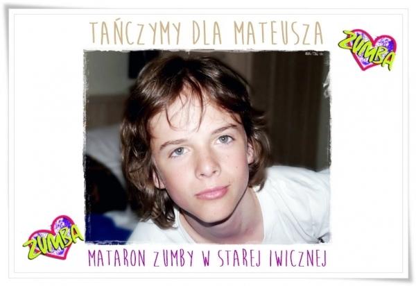 Tańczymy dla Mateusza - mataron ZUMBY w Starej Iwicznej