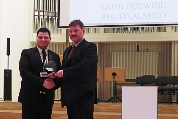 PWIK Piaseczno Liderem Rozwoju Regionalnego
