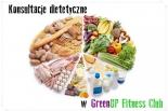 Konsultacje dietetyczne w GreenUP Fitness Club