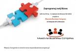MAZOVIA BUSINESS CONGRESS - zaprogramuj swój biznes