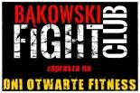 Dni Otwarte Fitness w Bąkowski Fight Club