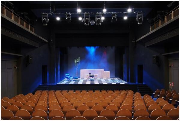 Warsztaty teatralne dla seniorów w Teatrze Syrena