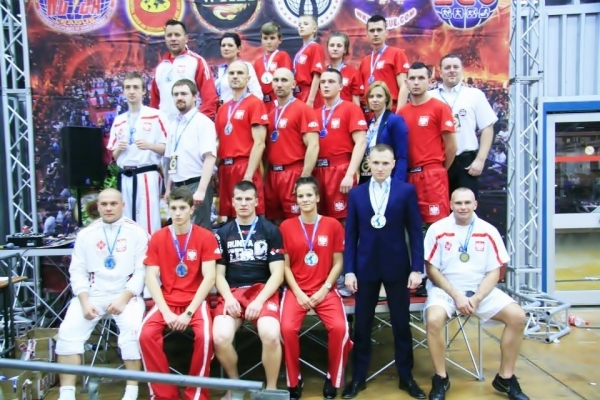 Kolejni Mistrzowie Świata w powiecie piaseczyńskim