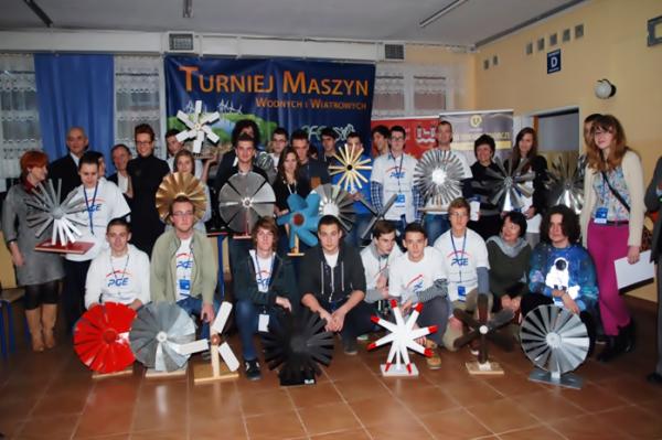 III Ogólnopolski Turniej Maszyn Wiatrowych w Piasecznie