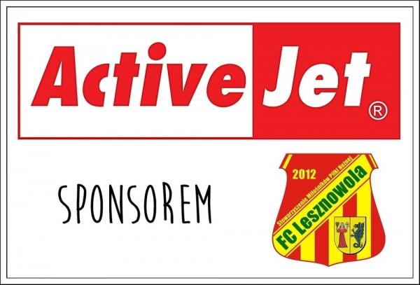 ActiveJet sponsorem FC Lesznowola