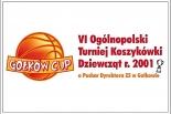 GOŁKÓW CUP - Turniej Koszykówki Dziewcząt
