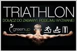 Triathlon w GreenUp Fitenss Club Piaseczno