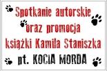 Kamil Staniszek - spotkanie autorskie w Piasecznie