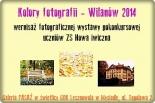 Kolory fotografii - Wilanów 2014 - wernisaż w Mysiadle