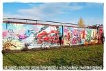 Mural przy SKATEPARKU w Nowej Iwicznej