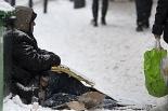 Zimowa pomoc dla bezdomnych