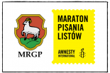 Maraton Pisania Listów Amnesty International 2014 w Piasecznie