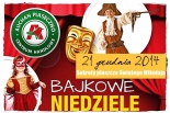 Bajkowe Niedziele w CH AUCHAN Piaseczno - Sekrety płaszcza Świętego Mikołaja