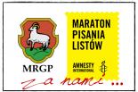 Maraton Pisania Listów AMNESTY INTERNATIONAL 2014 w Piasecznie - podsumowanie