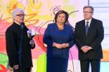 Józef Wilkoń nagrodzony przez Parę Prezydencką