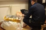 Policja zabezpieczyła podrobiony towar