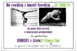 NOWOROCZNY KONKURS z GreenUP Fitness Club