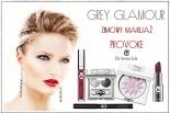 GREY GLAMOUR - zimowy makijaż PROVOKE