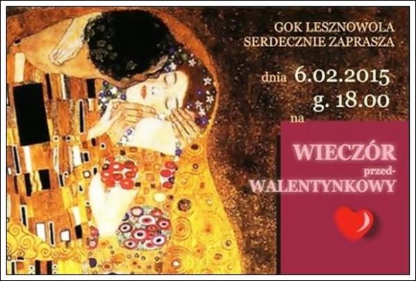 Walentynkowa wystawa zbiorowa oraz Koncert Poezji Miłosnej w Mysiadle