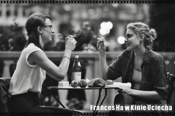 Frances Ha w Kinie Uciecha