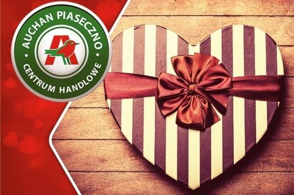 Nagradzamy zakochanych – wybierz się na zakupy i odbierz walentynkowy upominek!