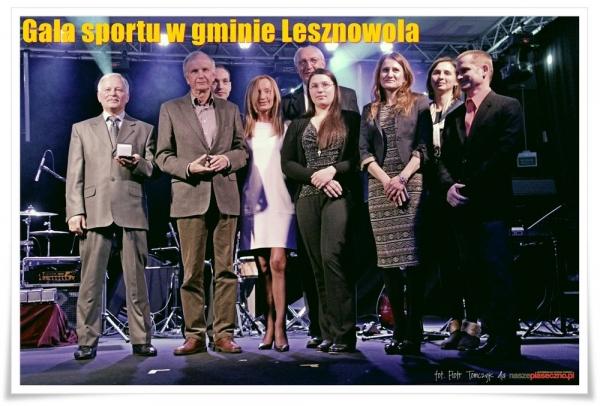 Gala Sportu w Gminie Lesznowola