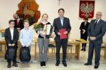 Szachy błyskawiczne na sesji w Piasecznie