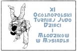 XI Ogólnopolski Turniej Judo dzieci i młodzików w Mysiadle