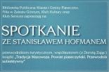Spotkanie autorskie ze Stanisławem Hofmanem w Zalesiu Górnym