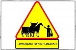 Bezpiecznie na wsi – zwierzaki to nie pluszaki! - konkurs plastyczny