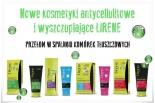 Nowe kosmetyki antycellulitowe i wyszczuplające Lirene