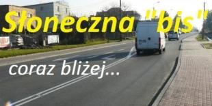 """Południowa obwodnica Warszawy - Słoneczna """"bis"""""""