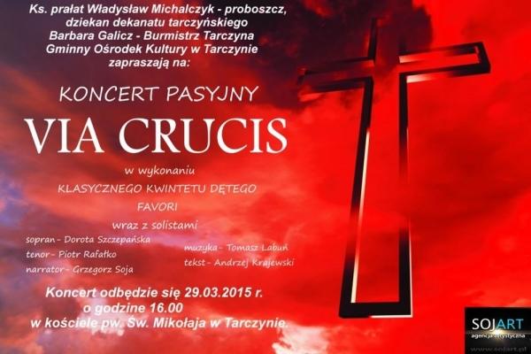 Koncert pasyjny w Tarczynie