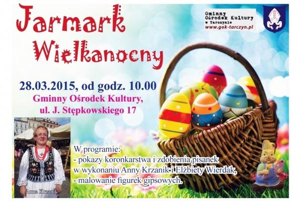 Jarmark Wielkanocny w Tarczynie