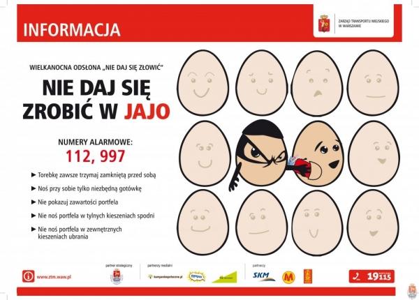 Nie daj się zrobić w jajo
