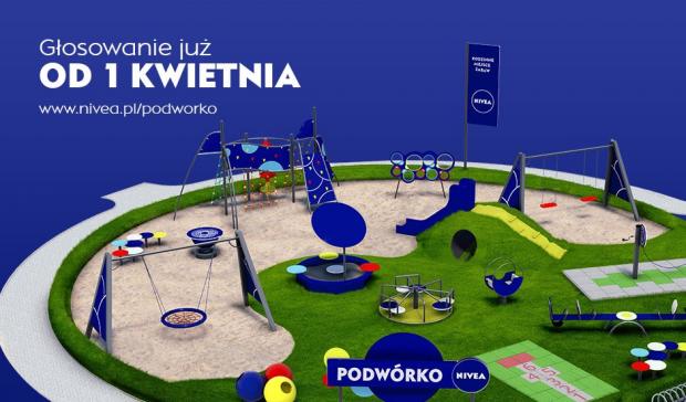 Podwórko Nivea powstanie w Józefosławiu