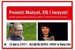 Pomóż Matysi, Eli i Innym - akcja DKMS