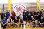 V Turniej Piłki Siatkowej o Puchar Burmistrza Góry Kalwarii - relacja