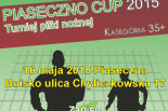 Zapisy na Piaseczno Cup