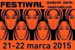 XII Festiwal Małych Form Teatralnych w Konstancinie-Jeziornie