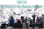 Pedagogiczna Akademia Filmowa w Centrum Kultury w Piasecznie -Turysta